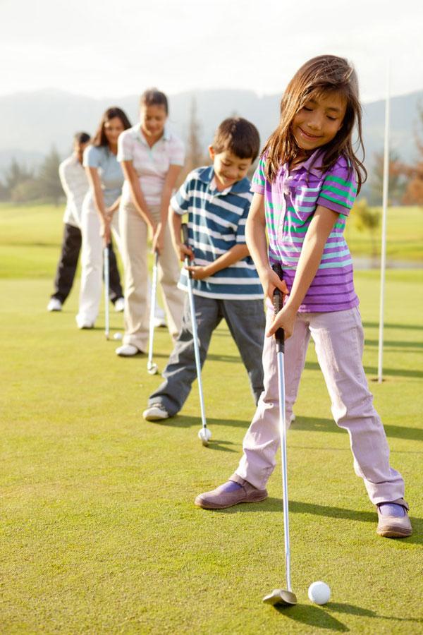 warum golf spielen