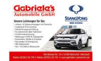Gabrieles Automobile GmbH